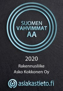 Suomen Vahvimmat 2020 - AA